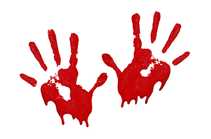 Blood On Its Hands