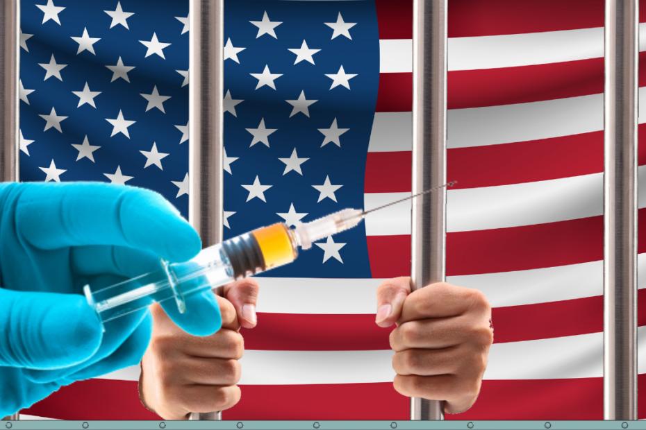 American Vaccine Prison